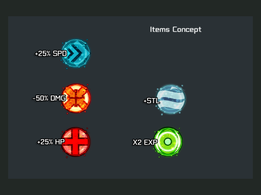 Store - Items - Concept 3